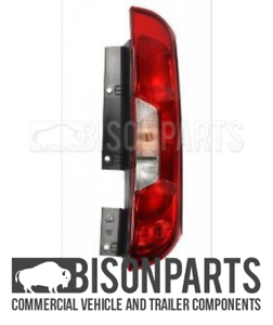 REAR TAIL LAMP LIGHT LENS ONLY DRIVER SIDE RH FIA062 2015 ON *FITS FIAT DOBLO