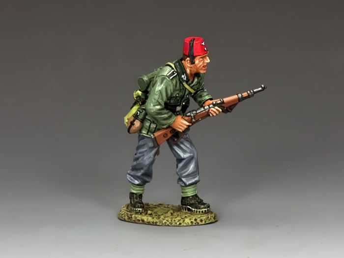 WS257 Advancing Rifleman by King & Country