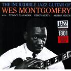 The Incredible Jazz Guitar of Wes Montgomery by Wes Montgomery (Vinyl, Feb-2011, Wax Time)