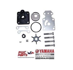 Yamaha Oem Water Pump Repair Kit 6ah W0078 00 00 Four Stroke F15c