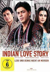 Indian-Love-Story-Lebe-und-denke-nicht-an-morgen-von-Ni-DVD-Zustand-gut