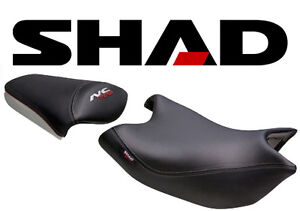 selle shad confort moto honda nc750x nc700x noir neuf saddle seat nc ebay. Black Bedroom Furniture Sets. Home Design Ideas