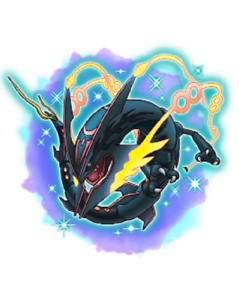 Ultra-Pokemon-Sun-and-Moon-Skytree-039-s-Shiny-Rayquaza-Event-6IV-EV-Trained