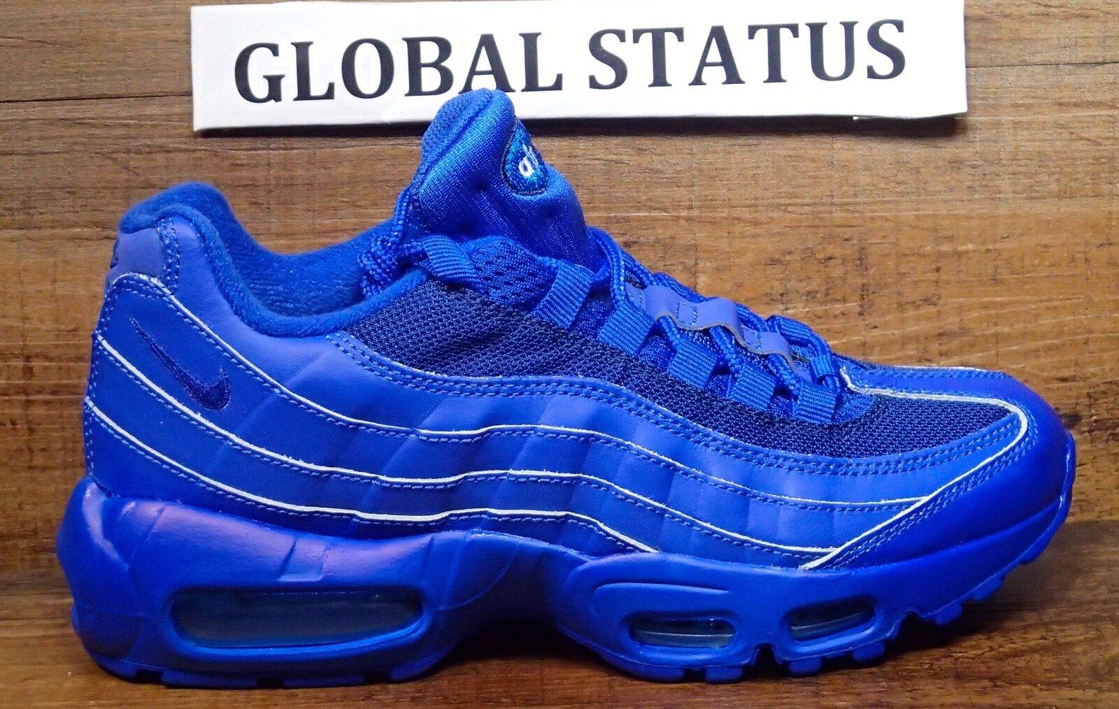 Nike Air Reale Max 95 Id Partita Blu Reale Air   818593 992 Wmns 7,5 Uomo 6 7b0443