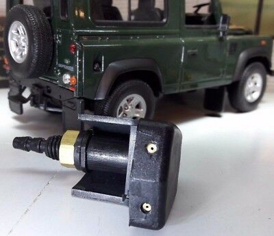Land Rover Discovery 2 Verde Bombilla /& Soporte para los conmutadores /& Dash Luces-Original