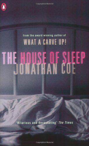 The House of Sleep By  Jonathan Coe. 9780140250831