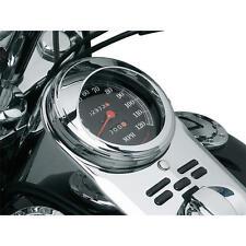 Kuryakyn Speedometer Visor Chrome Harley-Davidson FLSTC Classic 1988-2013