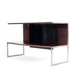Retro Vintage Danish Bang and Olufsen B&O Rosewood Sideboard Hi-Fi Cabinet 70s
