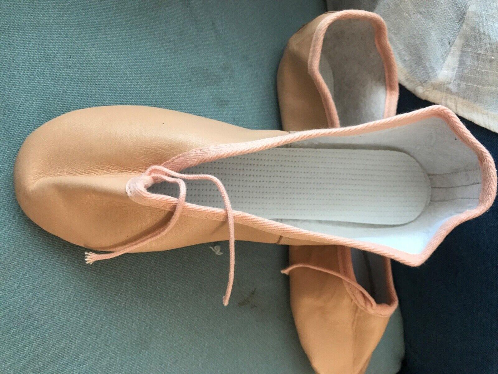ballet shoes adult size 6