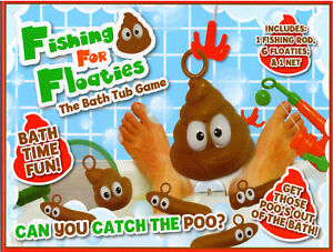Fishing-For-Floaties-Floaters-Novelty-Poo-Game-Kids-Adults-Bath-Time-Fun-Water