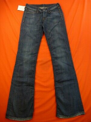 LEVIS Jean Femme Taille 28 x 34 US Modèle 572 Stretch Bleu | eBay