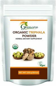 Grenera-Organic-Triphala-Powder-8-8-Ounce-250-gram-Certified-organic