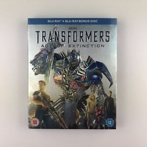 Transformers: Age Of Extinction (Blu-ray, 2014) s