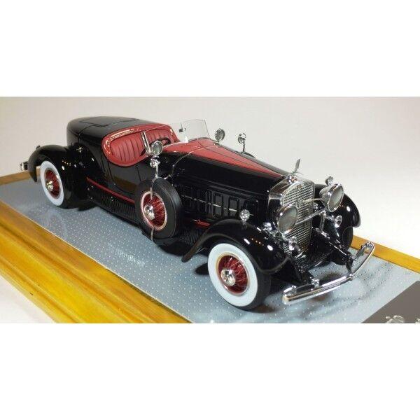 ILARIO 098 - Cadillac 452A V16 Roadster Farina 19313 1 43