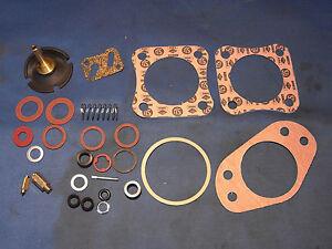 Kit-de-servicio-Jaguar-su-Carburador-se-Ajusta-E-tipo-Mark-10-420-420-G-XJ6-DS420-CSK38
