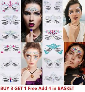 Face-Gems-Adhesive-Glitter-Jewel-Tattoo-Sticker-Festival-Rave-Party-Body-Make-Up