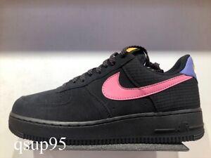 Nike Air Force 1 07 Lv8 Acg Black Persian Violet Cd0887 001 Size