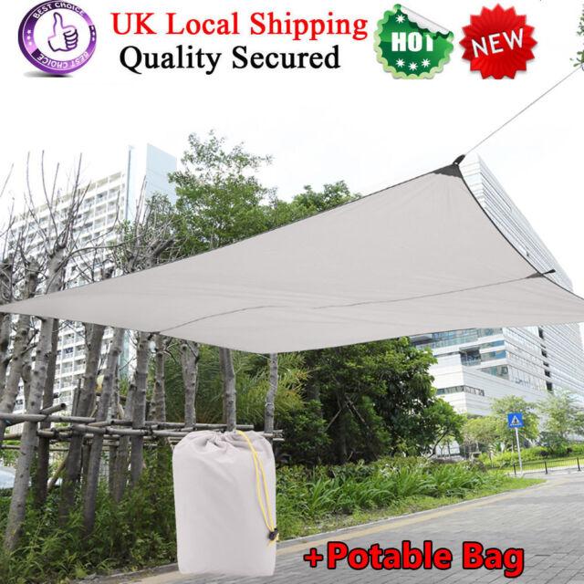 meet ab3d3 82bb8 Portable Garden Patio Canopy Sun Shade Shelter Replacement Nylon Top Cover  W/bag