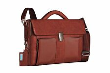 Piquadro Frame burnt orange Briefcase/Office/Laptop Bag Small size CA1620FR/AR