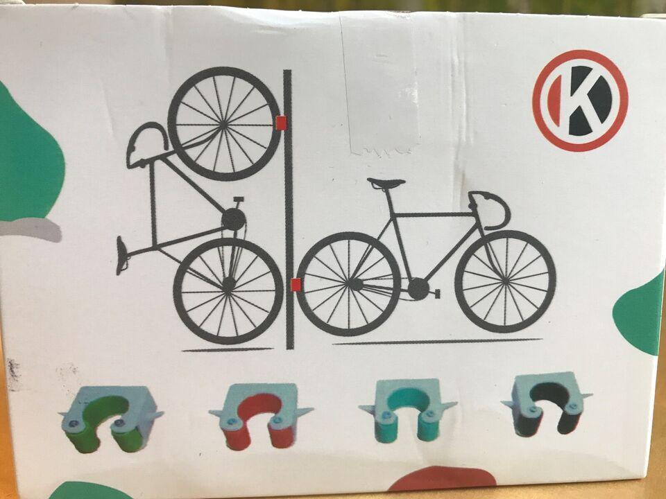 Cykelholder, 5 stk cykelholdere