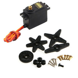 Servo-MG995-Gear-Metal-High-Speed-Torque-For-RC-Helicopter-Car-Airplane-Finest
