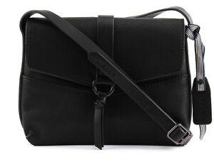 Details Shoulderbag Esprit Kara Neu Zu Small Tasche Umhängetasche Black Schwarz 3LAjc5qS4R