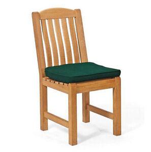 Devon A-Grade Teak Wood Dining Armless Chair Outdoor Garden Patio Furniture New