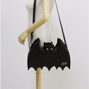 Japanese-Harajuku-Punk-Gothic-Bat-Wings-Girls-Women-Shouder-Bag-Lolita-Backpack
