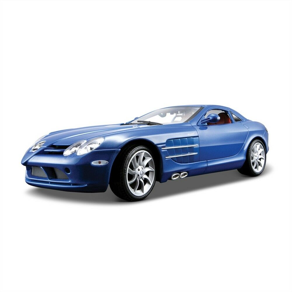 1 18 Mercedes Benz Slr Mclaren - Maisto 118 Diecast Model Mercedes Car