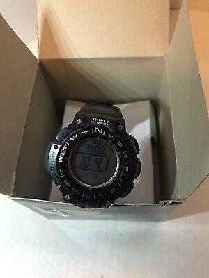 Homme Casio SGW 1000 1ACR Triple Capteur Affichage numérique  Wp87Z