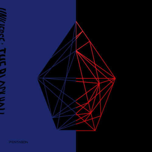 CD+P.Order Benefit+Tracking no. PENTAGON Vol.1 UNIVERSE : THE BLACK HALL