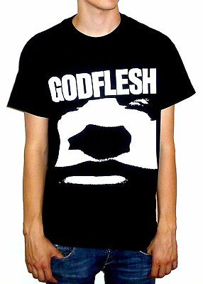 "Godflesh ""Face"" T-shirt - NEW OFFICIAL"