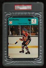 PSA 8 WAYNE GRETZKY ROOKIE Sportscaster Hockey #77-10 High Number Card