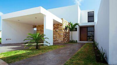 Hermosa casa en privada al norte de Merida