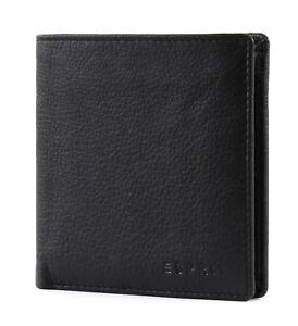 ESPRIT-Small-Wallet-Geldboerse-Black-Schwarz-Neu