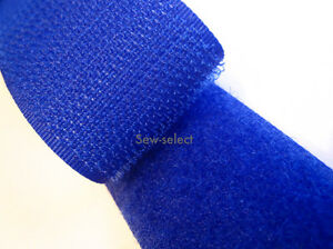 30mm Wide Sew On Tape Hook and Loop 25 Metres 1 Roll
