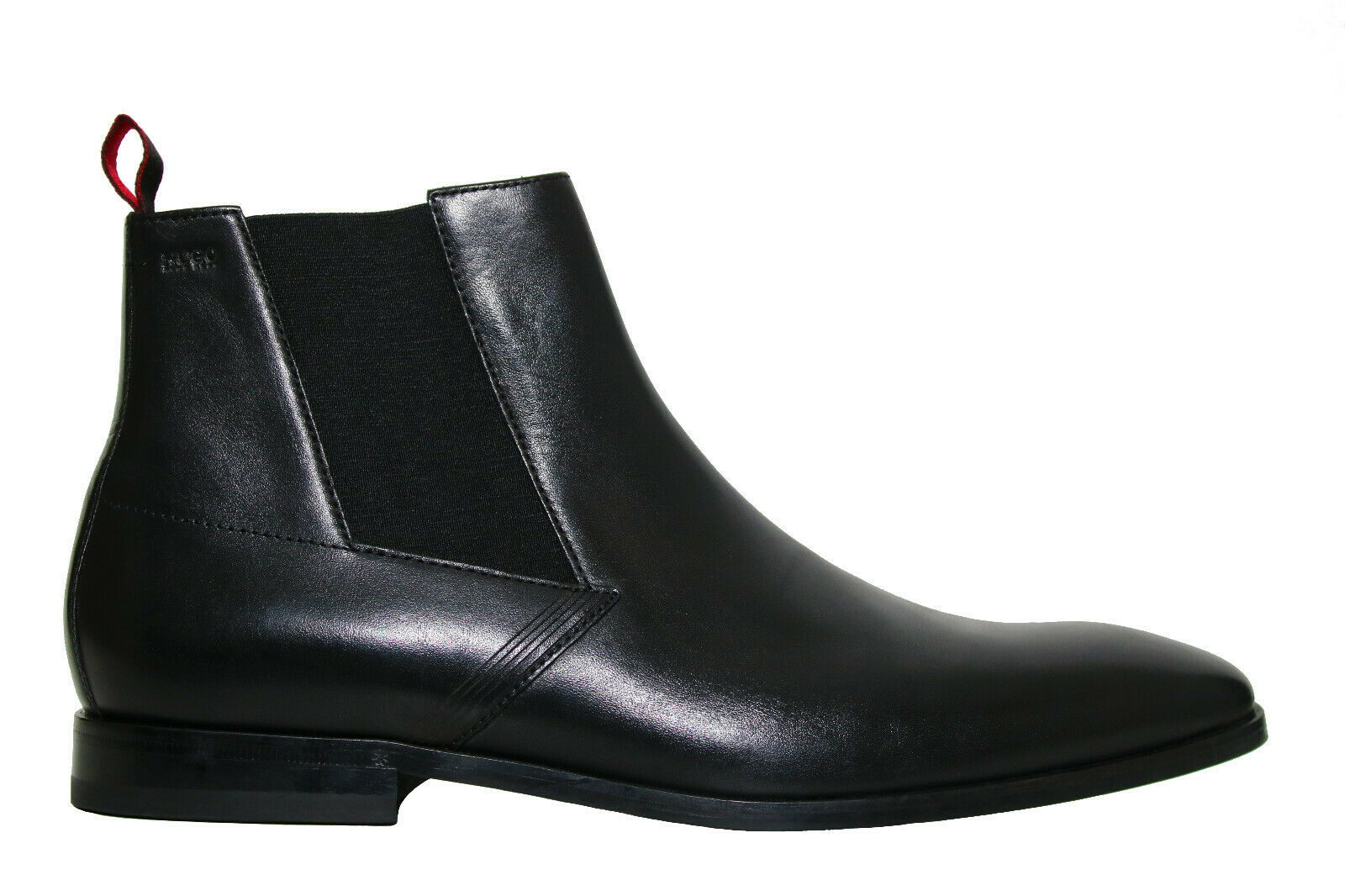 HUGO by HUGO BOSS Schuhe Stiefel Stiefel Square_Cheb_Itls Gr. 44 44 44 UK 10 US 11 NEU db0001