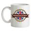 Made-in-Northleach-Eastington-Mug-Te-Caffe-Citta-Citta-Luogo-Casa miniatura 1