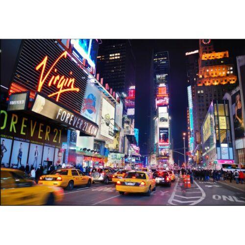 Giant wallpaper new york night 1535