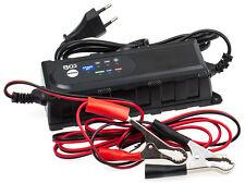 Kfz Batterie Ladegerät 12 Volt GEL WET AGM Auto Batterie laden Auto PKW 12V BGS