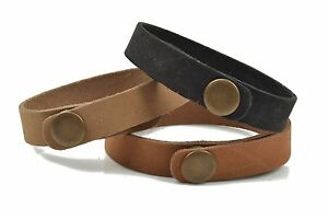 Image Is Loading Leather Cuff Bracelet Blanks Sample Pack 6