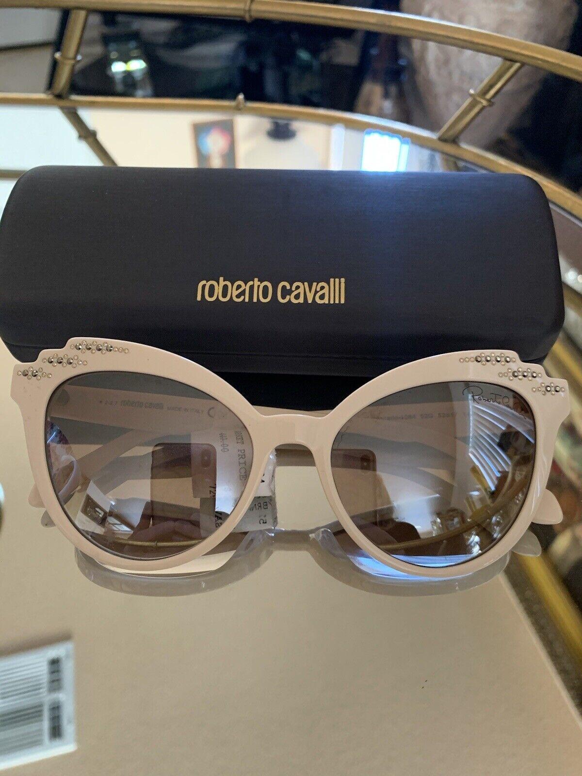 Authentic Roberto Cavalli Sunglasses Montecarlo New With Tags Retail