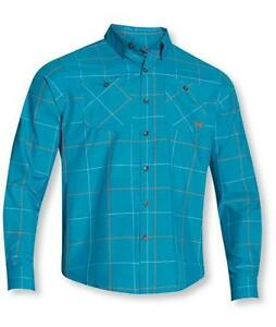 c025a01f56 New Under Armour Chesapeake Hydro Fishing Shirt M/L/XL/2XL Men UPF ...