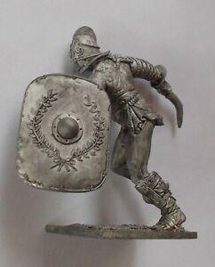 1//30 Roman Legionary 1st AD Warrior Tin Metal Soldier 65 mm figure handmade NEW