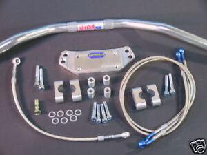 Das Bild Wird Geladen ABM Superbike Lenker Umbau Kit Fuer Kawasaki ZZR