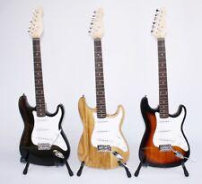 Cherrystone E-Gitarre mit Tremolo und Zubehör in 3 Farben + GRATIS TASCHE