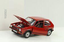 1976 Volkswagen VW Golf 1 I  GTi rot 1:18 Norev