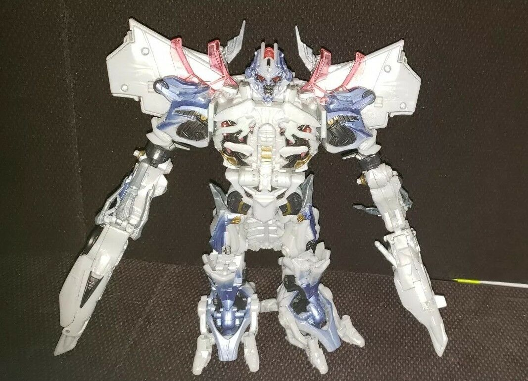 Transformers MEGATRON 2007 Movie Leader 100% lights sound