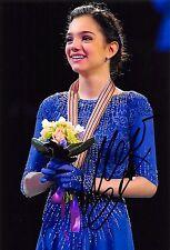 Evgenia MEDVEDEVA  - RUS - Eiskunstlauf - Foto sig. (2)