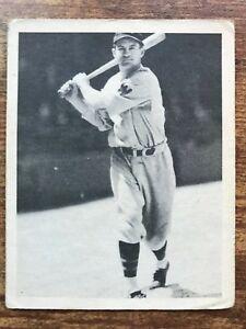 Details About 1939 Play Ball Baseball Card 100 Charles Buddy Meyer Washington Senators Vgex